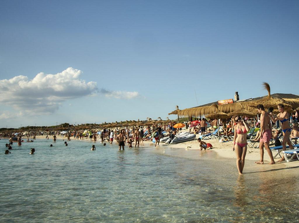 Mallorca: Es Trenc